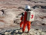 L'astronauta Ilaria Cinelli