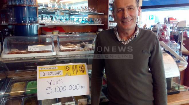 Lotteria Italia, vincita a Ranica