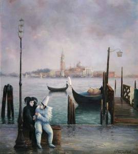 Cicolari belotti e talani ritraggono i valori fondanti for Mostre pittura 2017
