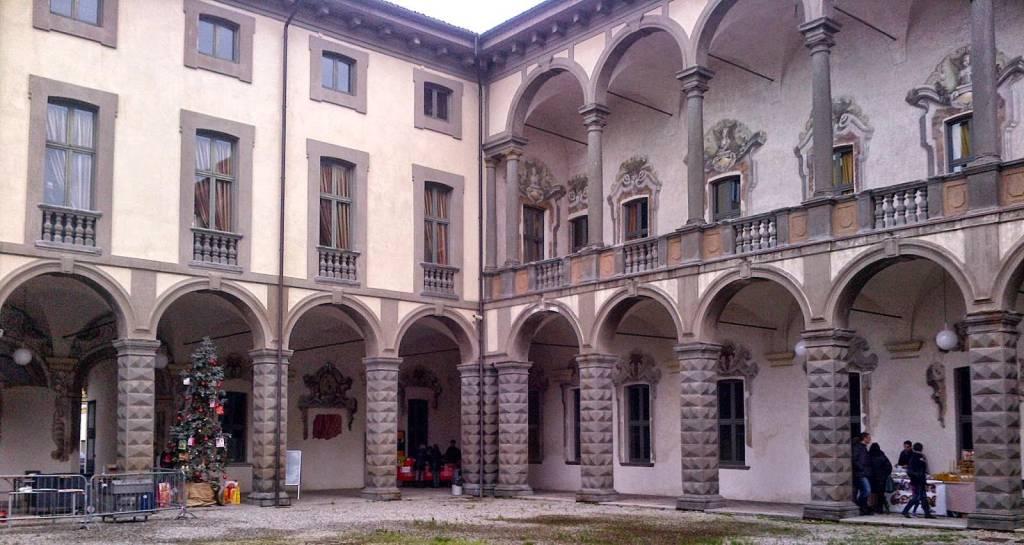 palazzo visconti brignano