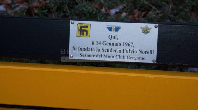 Panchina scuderia Norelli