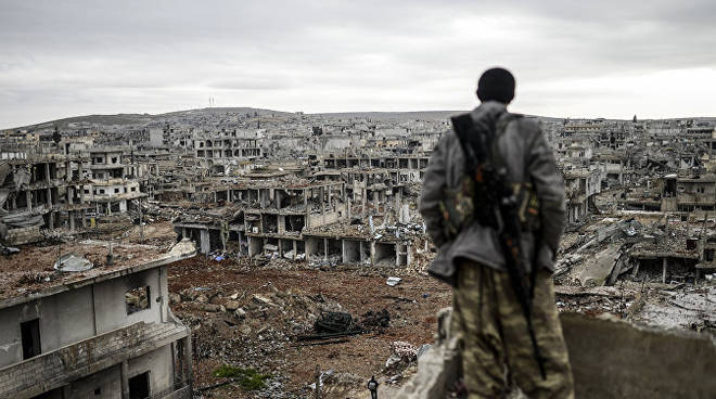 Siria, morto italiano che combatteva con le forze curde