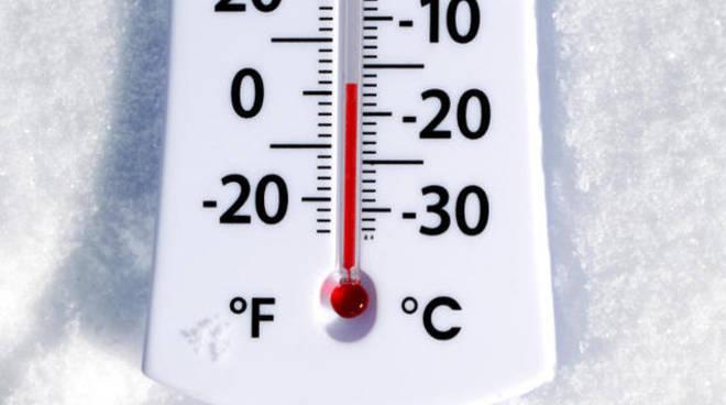 sottozero freddo