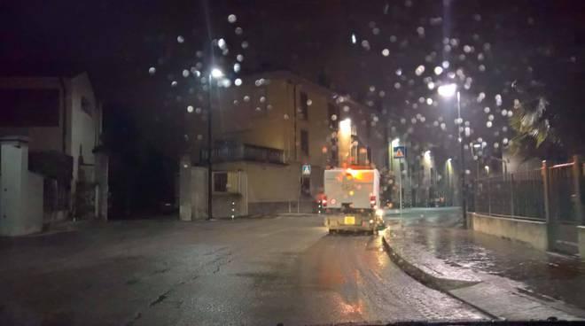 Ghiaccio sulle strade? Troppo sale? Il piano neve di Spirano evita emergenze e scivoloni