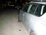 Strage di specchietti retrovisori in Malpensata