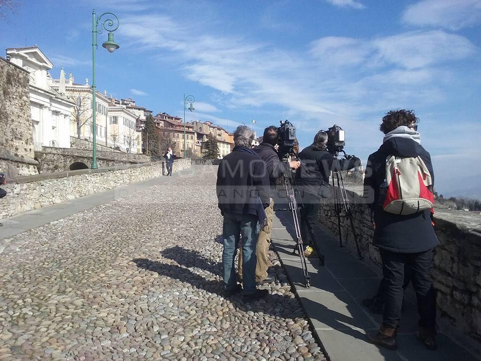 Linea Verde a Bergamo