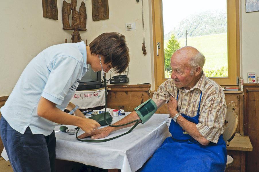 assistenza anziani domicilio