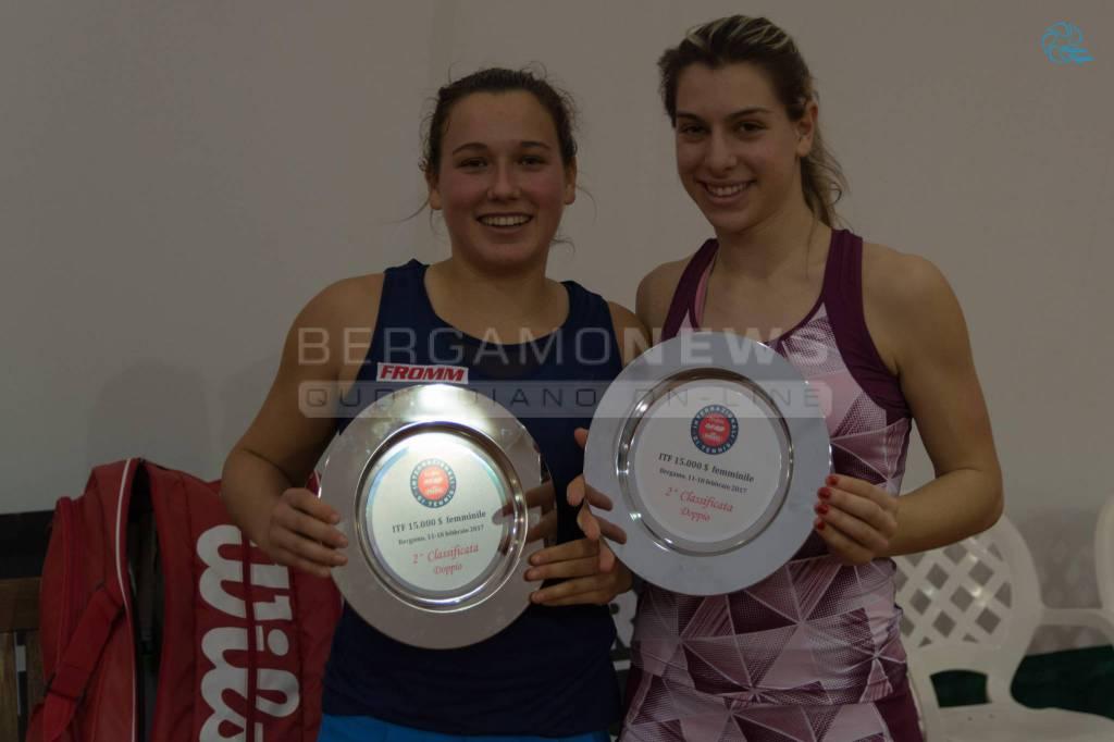 Doppio femminile Tennis