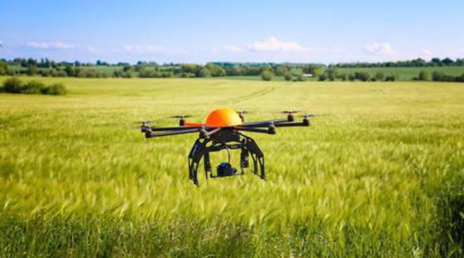 droni campagna