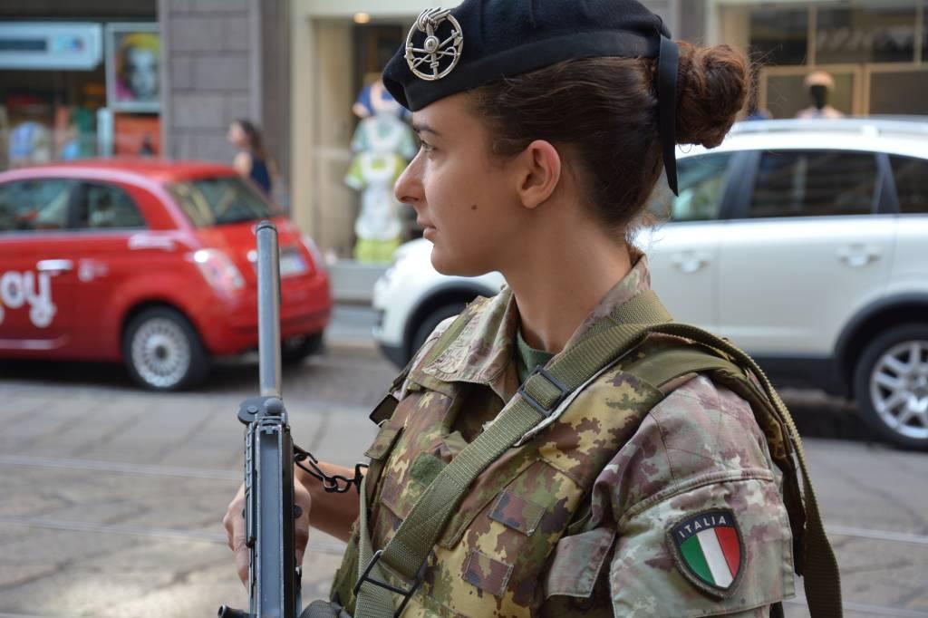 esercito militari sicurezza