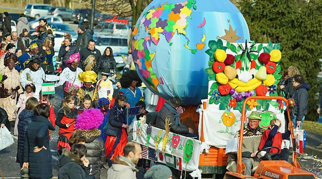 Sfilate E Feste Di Carnevale Spettacoli E Il Week End In