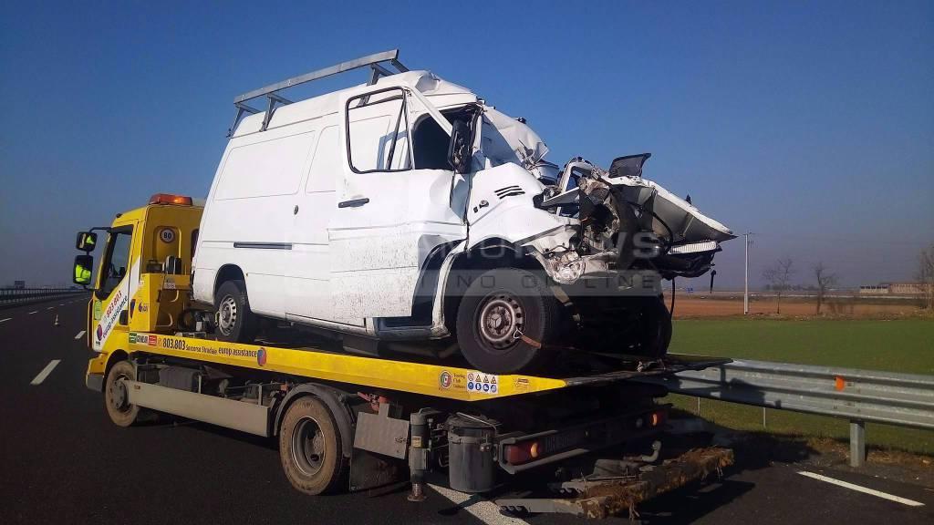 Incidente sulla Brebemi: 2 morti