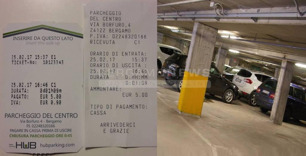 Parcheggio via Borfuro