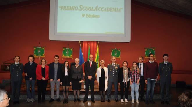 """""""ScuolAccademia"""" della Finanza, premiati gli studenti migliori"""