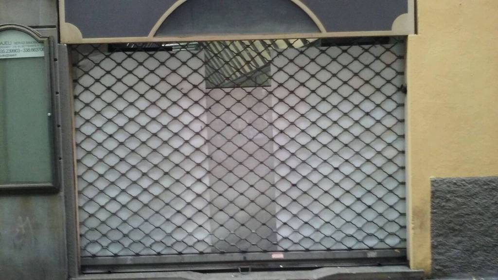 vetrina pulita