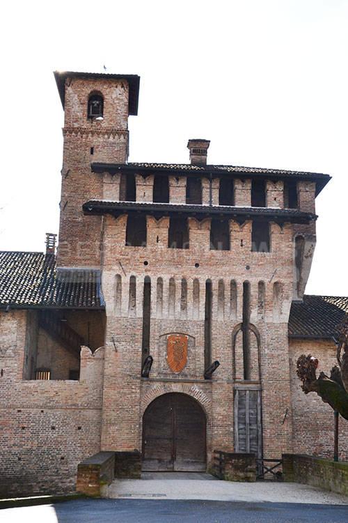 """Al Castello di Pagazzano va in mostra \""""La Divina Commedia\"""" Salvador Dalì"""