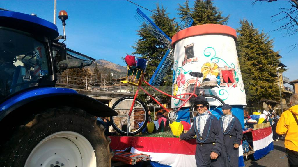 Carnevale Clusone 2017