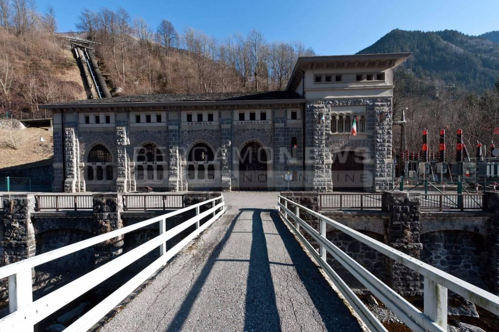 centrale idroelettrica di Gandellino