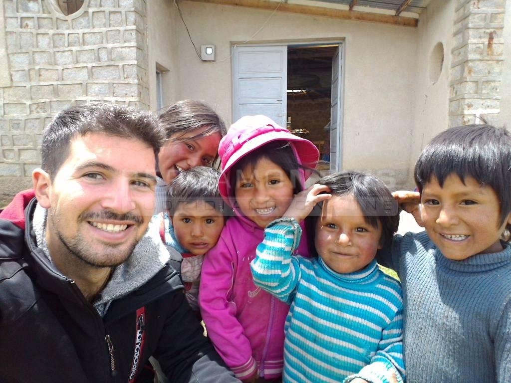 Diario di bordo da Viloco, Bolivia