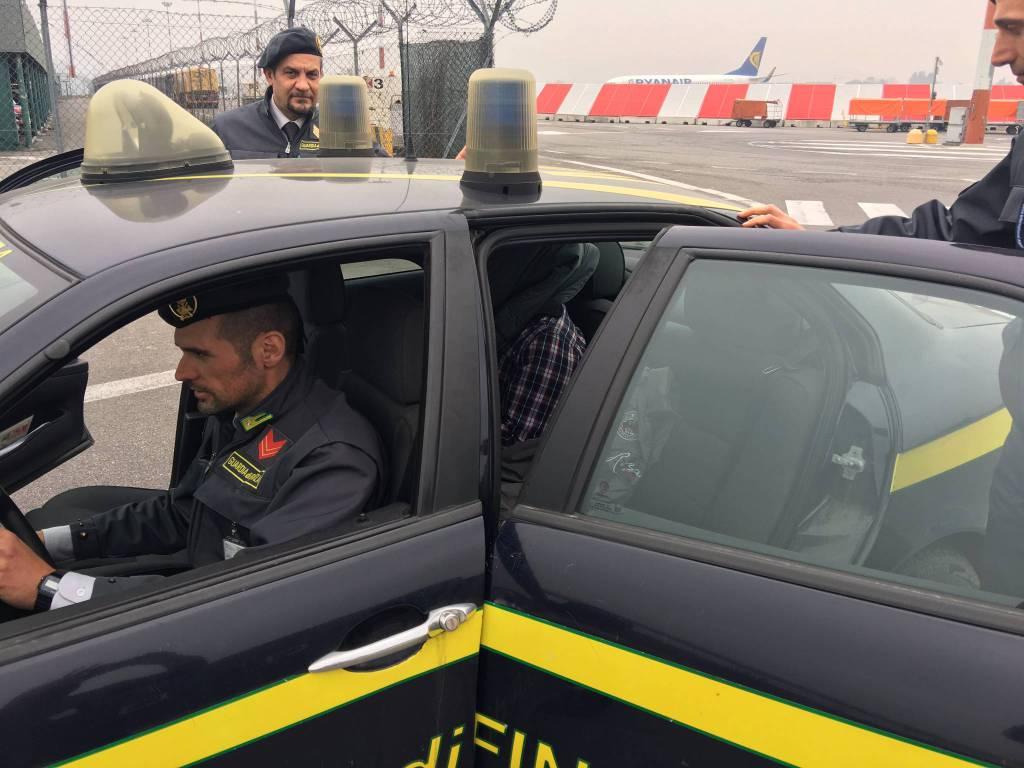 Droga sequestrata a Orio al Serio