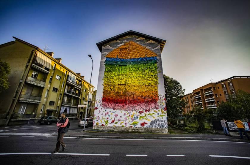 Street art Bergamo