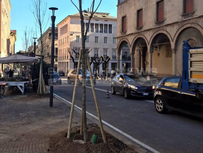 Verde pubblico a Bergamo