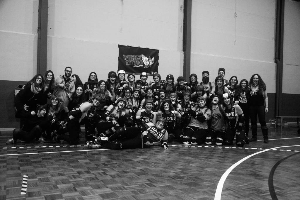 Crimson Vipers (Roller Derby)