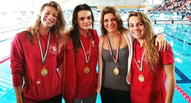 Criteria giovanili di nuoto doppio oro per la bergamasca sara morotti bergamo news - Piscina comunale treviglio ...