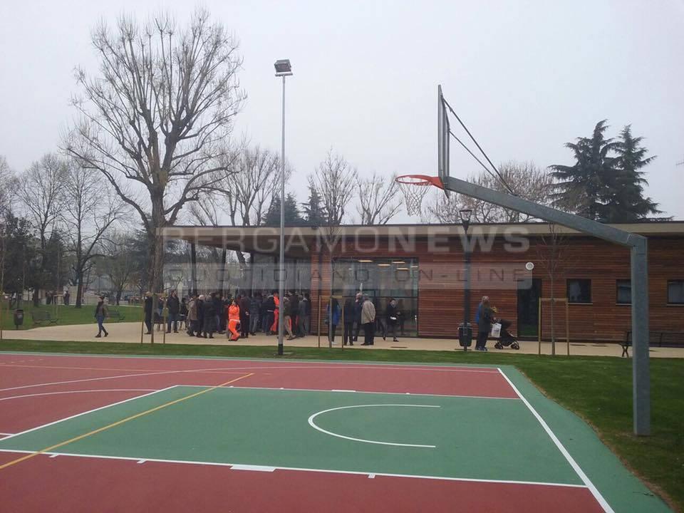 Nuovo parco della Malpensata