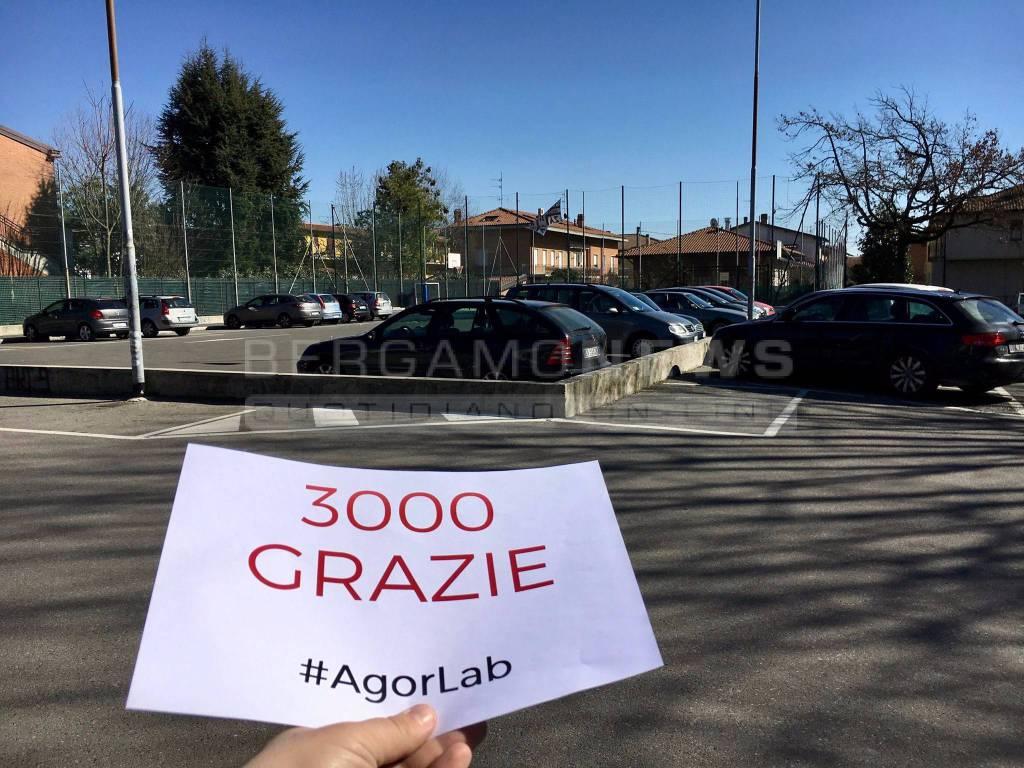 Piazza Sant'Antonio Bergamo