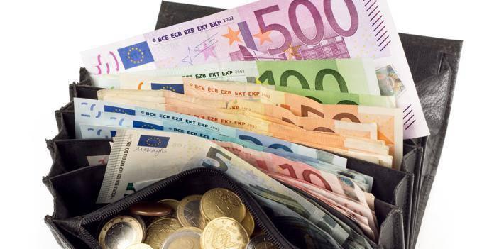 portafoglio mille euro