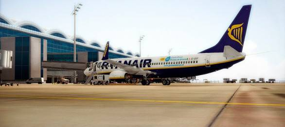 Ryanair orio