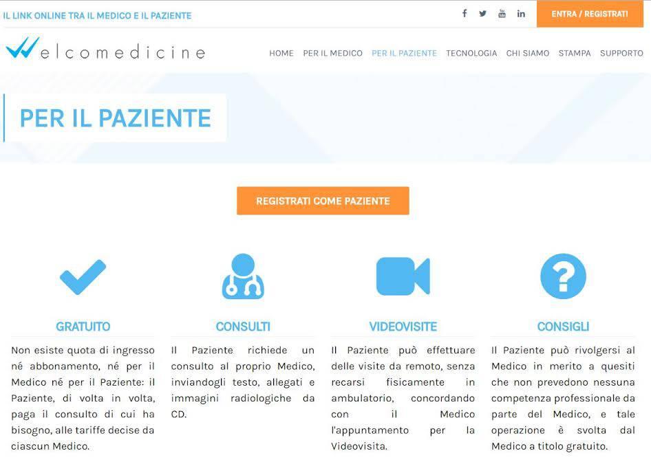 Welcomedicine