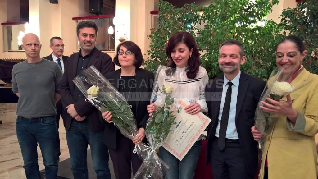 33° Premio narrativa Bergamo