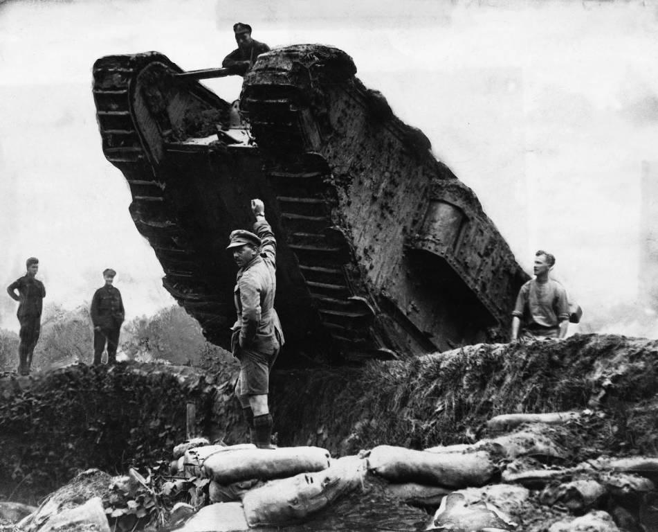 Cambrai, la madre di tutti i Blitzkrieg