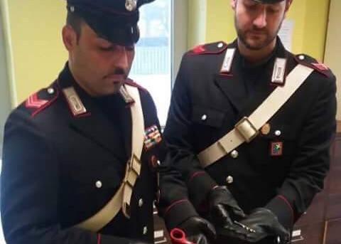 Carabinieri Treviglio furti
