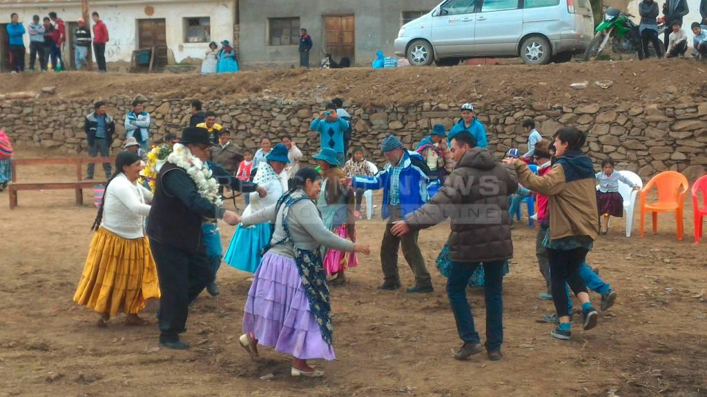 Diario da Viloco, Bolivia: seconda puntata