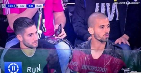 Inter: Gagliardini a vedere la Juve, tifosi furiosi
