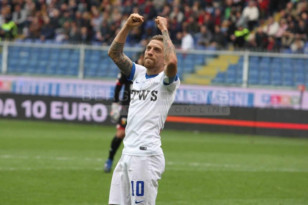 Serie A, l'Atalanta passa 2-1 in rimonta in casa del Genoa
