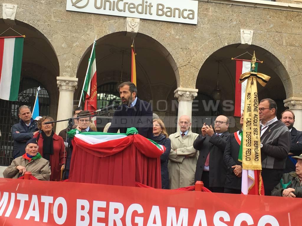 Il 25 aprile a Bergamo