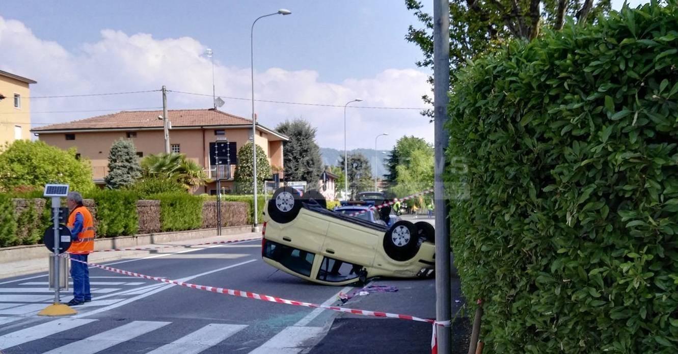 incidente albano
