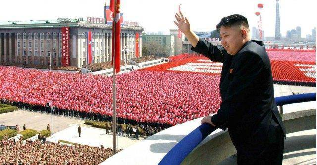 kim jong un nord corea