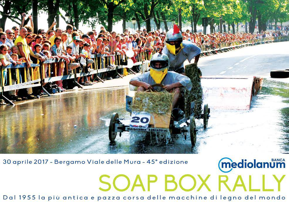Mediolanum Soap Box Rally