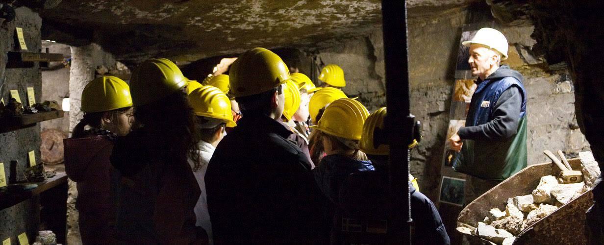 miniera gorno