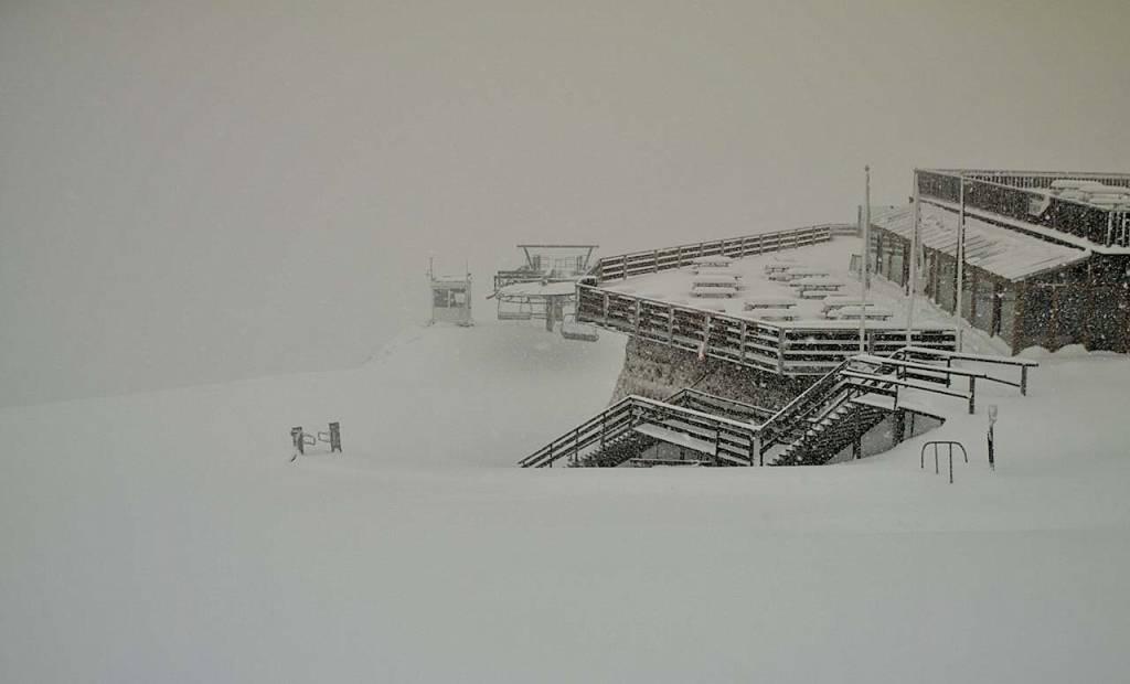 Meteo, ancora pioggia e vento forte: neve al Nord