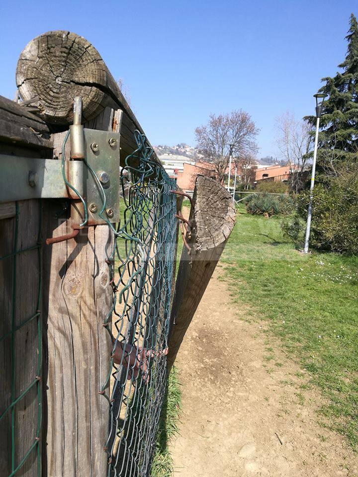 Parco di via Coghetti, degrado e abbandono: il Comune intervenga ...