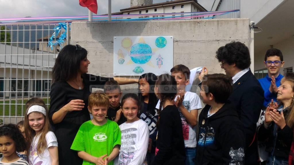 Scuola primaria di Albino dedicata a Margherita Hack