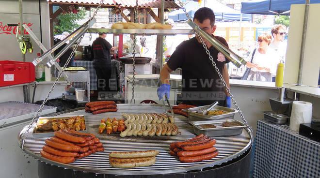 street food piazzale alpini 2016
