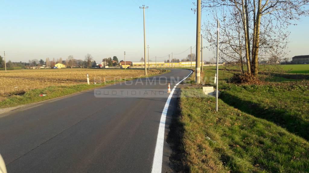 via Pagazzano a Treviglio