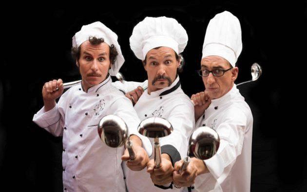 3 chef
